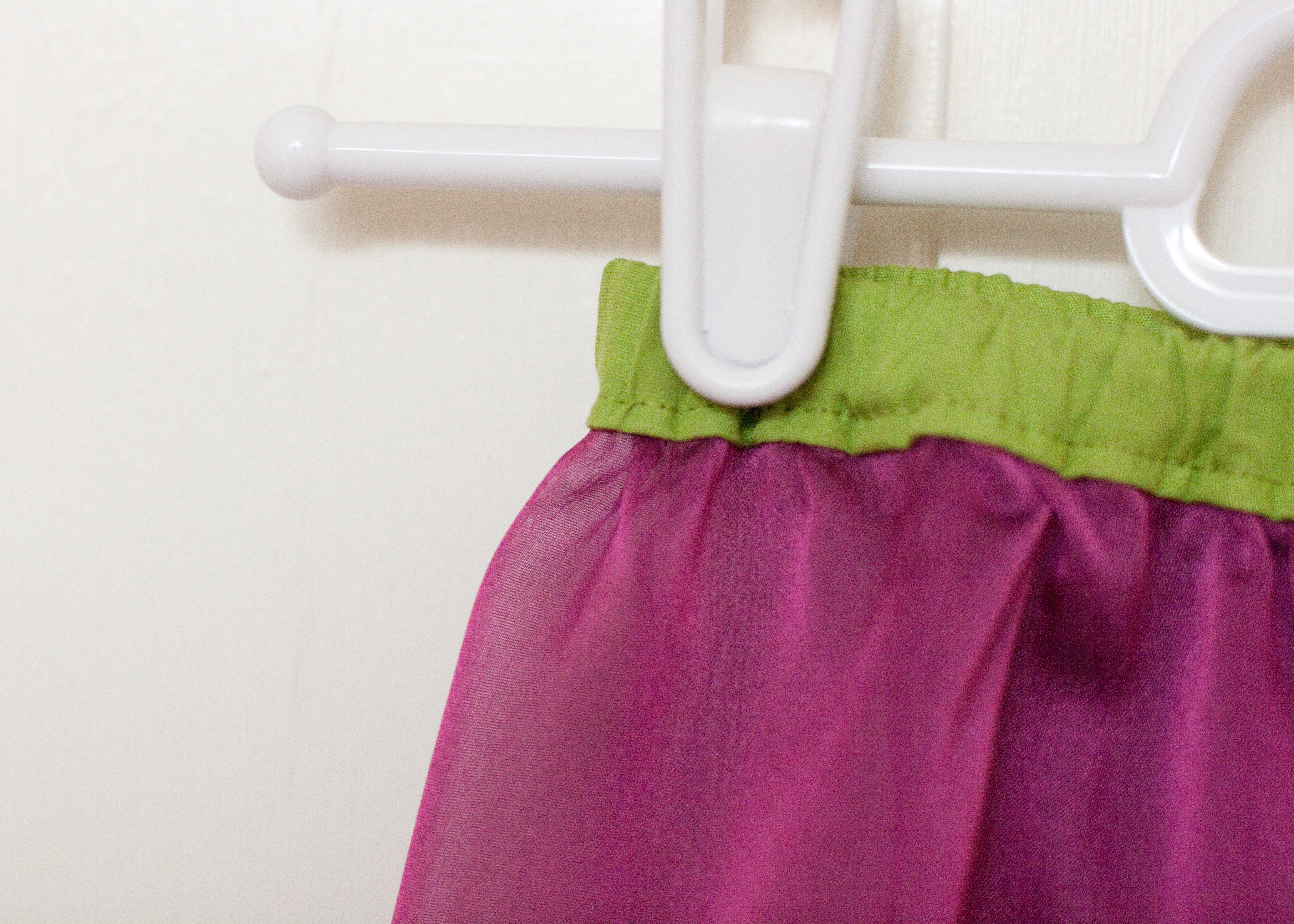how to make a flower skirt