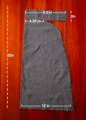 Superhero cape tutorial skirt as top make pronofoot35fo Image collections